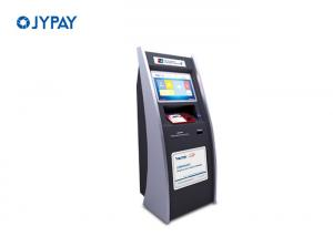 China 21.5 Inch TFT Touch Screen Payment Kiosk With AD Video Display / Advertising Carousel on sale