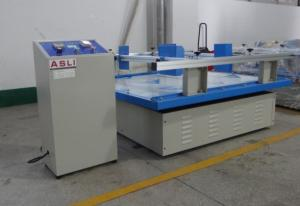 Quality Industrial Simulated Transport 0~999H Vibration Test Equipment ASTM IEC  UL  ISTA Standard for sale