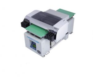 China Digital LED Flatbed Uv Digital Printer , Large Format Flatbed Printers With Corrugated Effect on sale