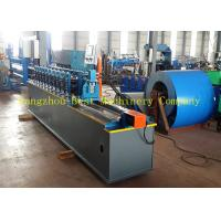 High Speed Furring Channel Roll Forming Machine For Ceiling Drywall