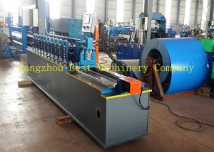 China High Speed Furring Channel Roll Forming Machine For Ceiling Drywall on sale