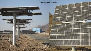 China Hybrid Back - up Green Energy Solar Systems With Rooftop Solar Panels on sale