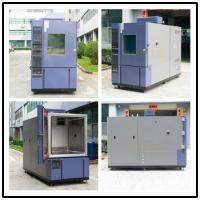 Climatic ESS Chamber Rapid Rate Temperature Change Environmental Testing Equipment