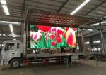 China 3D Custom Advertising Truck Mounted LED Screen Full Color For Roadside wholesale