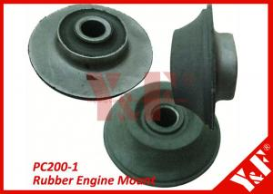 China Komatsu Excavator Spare pParts PC200-1 Excavator Engine Mounting Accessories on sale