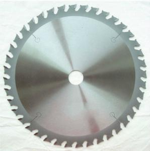 China cross cut TCT saw blade for multi-board, panels, MDF, plated & counted-plated panels, laminated board on sale