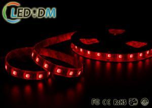 China 3M Tape Multi Color RGB Flexible LED Strip IP65 DC12V 72W/M For Outdoor Landscape on sale