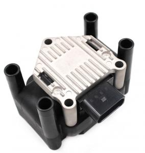 Quality Ignition Coil For 98-01 Volkswagen Beetle Golf Jetta L4 2.0 UF277 032905106B 1T0M-DQG492 for sale