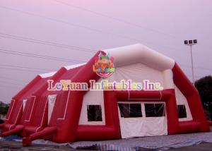China Reliable Air Outdoor Inflatable Tennis / Bar / Pub Tent For Event on sale