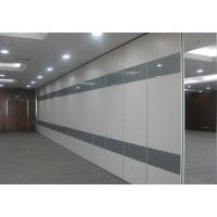 Acoustic Movable Sliding Folding Partition Walls Fire and Sound Resistant