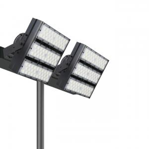 China Bridgelux SMD 5050 Led Flood Lamps Outdoor , Waterproof Stadium Lamp 150lm/ Watt on sale