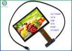 10.1'' USB-Interface PCAP Projected Capacitive Touch Screen COB Type For Touchscreen Industrial Monitor
