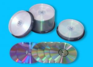 China Customized A Grade 700MB 80 Minutes Blank Mini Dvd R Blank Disc With 52X Writing Speed on sale