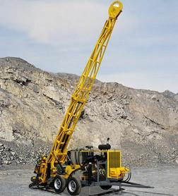 China Atlas Copco Drill Rigs For Ore / Mineral / Geological Exploration Core Drilling on sale
