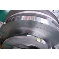 2B Cold Rolled 304 Stainless Steel Strip For Construction / Ship Building Industry