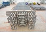 Carbon Steel Type H Finned Tube Economizer for Steam Boiler ASME Standard