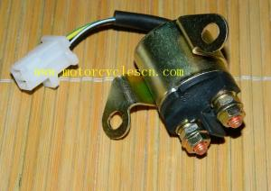 China GXT200 I/II /III/Dynasty  Motorcycle Spare Parts QM200GY RELAY ASSY STARTING MOTOR on sale