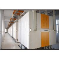 120 T / H Flour Mill Plant Machinery Small Installation Space