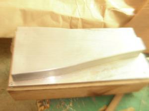 China Vacío de aluminio de los paneles que forma los plásticos gruesos del polaco 6m m del molde on sale