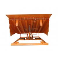 10 Tons Stationary Loading Dock Ramp Dock Leveler with Competitive Price