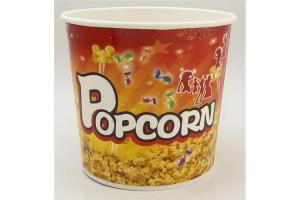 China Paper Popcorn Boxes on sale