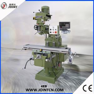 China Taiwan parts step speed economiclal milling machine 4EB 1270*254mm table with low factory price on sale