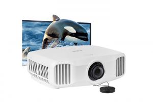 China Digital 3D 4K Resolution Wireless Android Smart Projector Support Bluetooth Speaker on sale