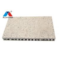 China Marble / Stone / Granite Finished Aluminum Honeycomb Sheet With Fire Resistance on sale