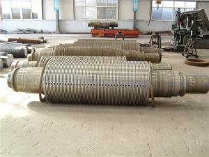 China Industrial Aluminum Rolling Tube Mill Rolls With High Hardness Diameter 450 - 800mm on sale