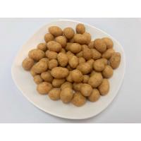China Retailer Packing Bag Chilli Coated Peanut Snack Natural Health Products OEM Service on sale