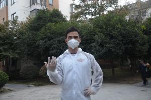 China FDA Food Processing Durable Unisex Medical Protective Coverall on sale