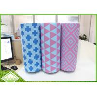 PP Spunboned Full Color Printed Non Woven Fabric for TNT Table Cloth 15gsm-120gsm