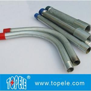 China IMC conduit et garnitures 1 dans le tuyau rigide en acier galvanisé Chaud-plongé de câble on sale