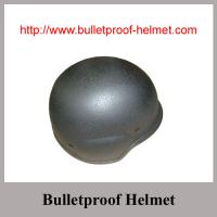 China Black NIJ IIIA Bolt  Bulletproof PASGT Helmet With Aramid Multi Layers Fabric on sale
