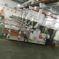 China High Capacity Custom Plastic Extrusion Machine , One Year Warranty on sale