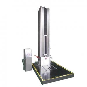China Digital Display Packaging Testing Instruments , Box Free Fall Drop Test Equipment on sale