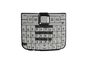 China Cell phone keypads for Nokia E63 on sale