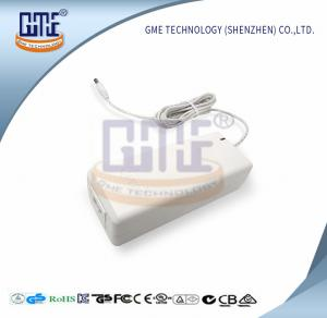 China White Desktop Computer Power Supply 12V 6A CEC level VI 2 Pin on sale