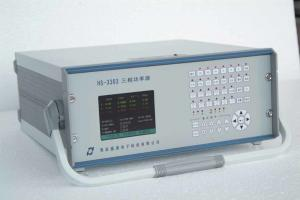 China HS-3303 Three-Phase Electrical kwh Meter Test Equipment (5mA~120A Current Output) on sale