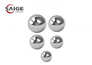 China Rust Proof Precision Steel Balls , AISI 420 Stainless Steel Small Steel Balls on sale