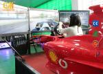 China Virtual Driving SimulatorCoin Operated Game Machine For Driving Simulator Games wholesale