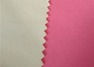 China 0.02mm TPU Waterproof Polyester Knit Fabric Laminated Customize Width on sale