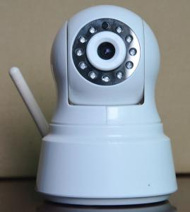 China Wireless Security CCTV HD PTZ IP Camera Wifi , P2P / PnP IP Network Camera on sale