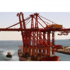 China Hot selling professional producing rail mounted container gantry crane on sale