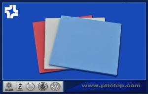 China Graphite Teflon Ptfe Sheet Graphite Filled Moulding Sheets For Sealing the Electronic Parts on sale
