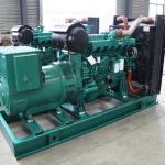 Silent YC6MK350L-D20 200kW Diesel Generator Sets