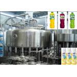 Bebidas energéticas, água de soda máquina de equipamento engarrafamento bebidas com 10KW de 40 cabeças