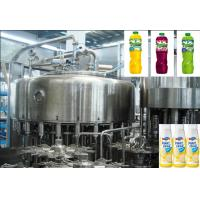 Energy drinks, soda water beverage bottling equipment machine with 40 heads 10KW