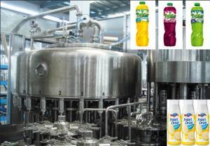 China Non - Carbonated Beer Bottling Beverage Filling Machine on sale