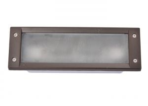 China Recessed LED Outdoor Step Lights 4w , Outside Step Lights IP65 Protection on sale